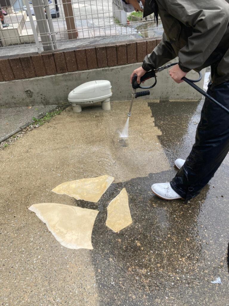 太宰府市 高圧洗浄 写真15