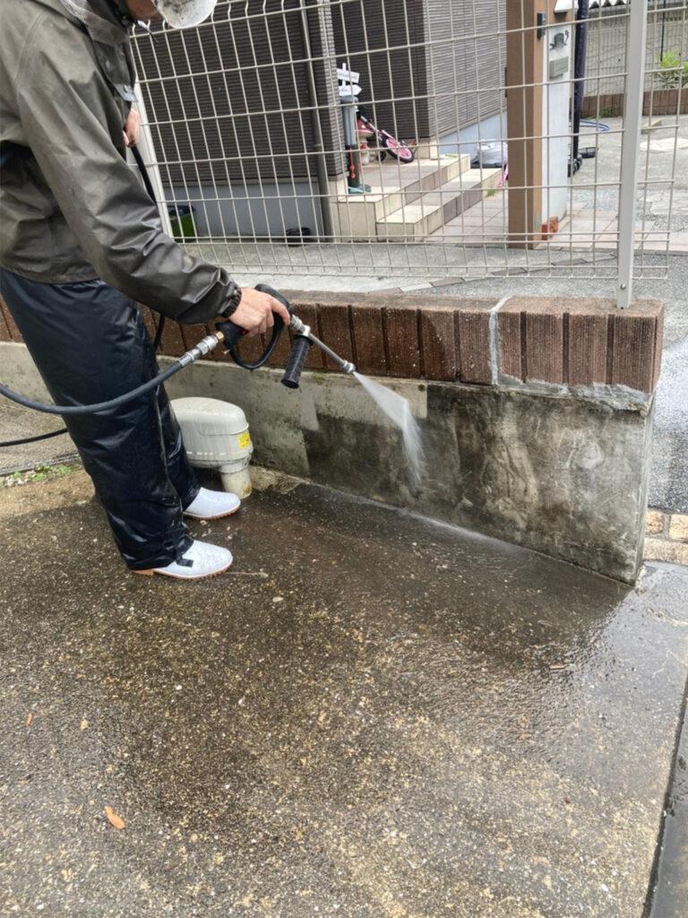 太宰府市 高圧洗浄 写真16
