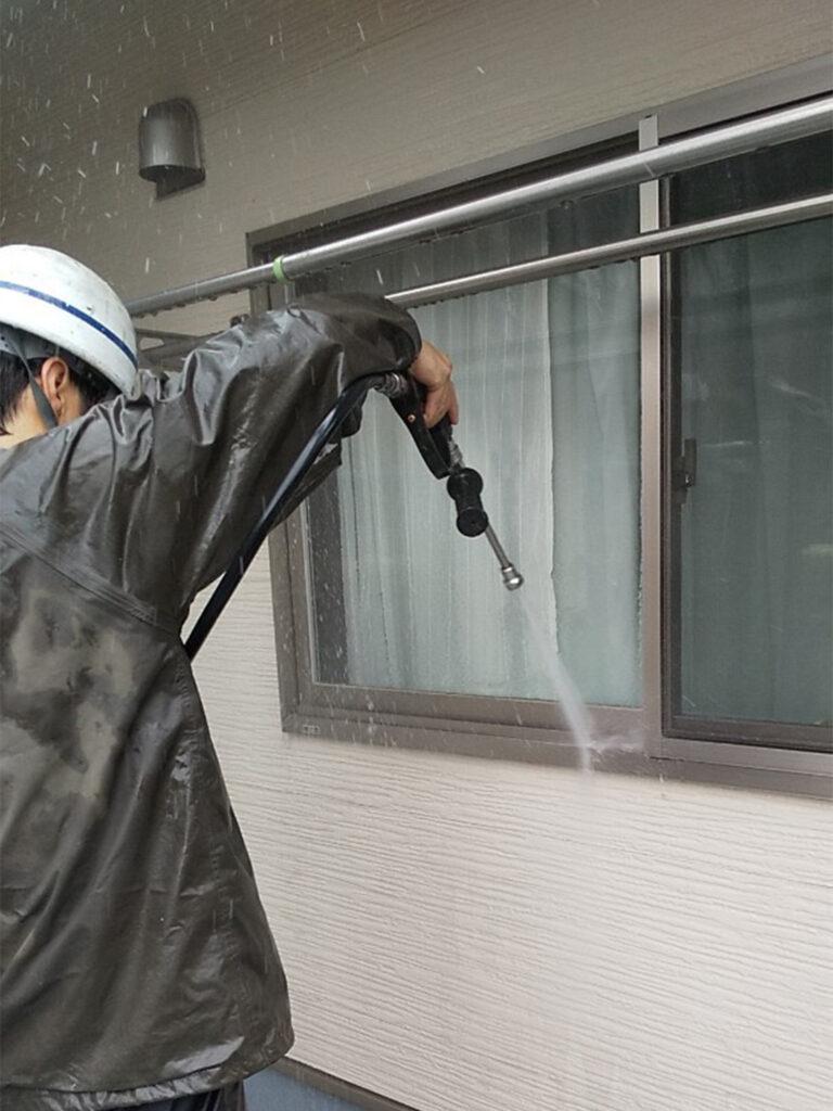 太宰府市 高圧洗浄 写真7