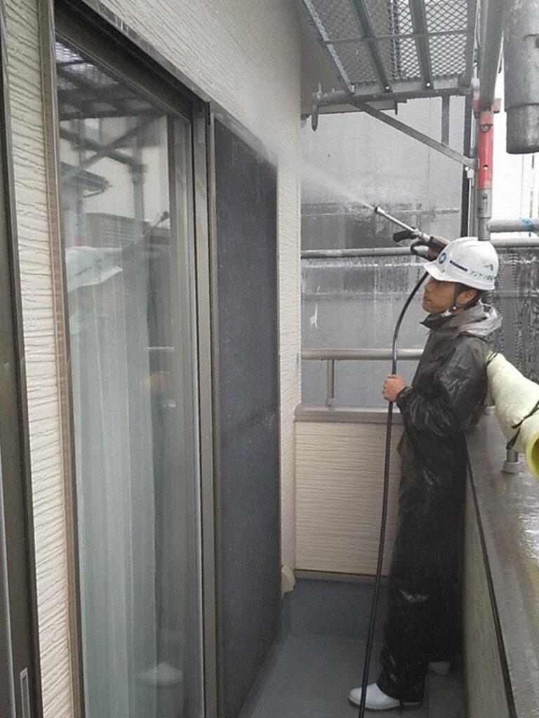 太宰府市 高圧洗浄 写真8