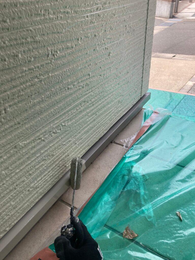 太宰府市 付帯塗装② 屋根縁切り 写真10