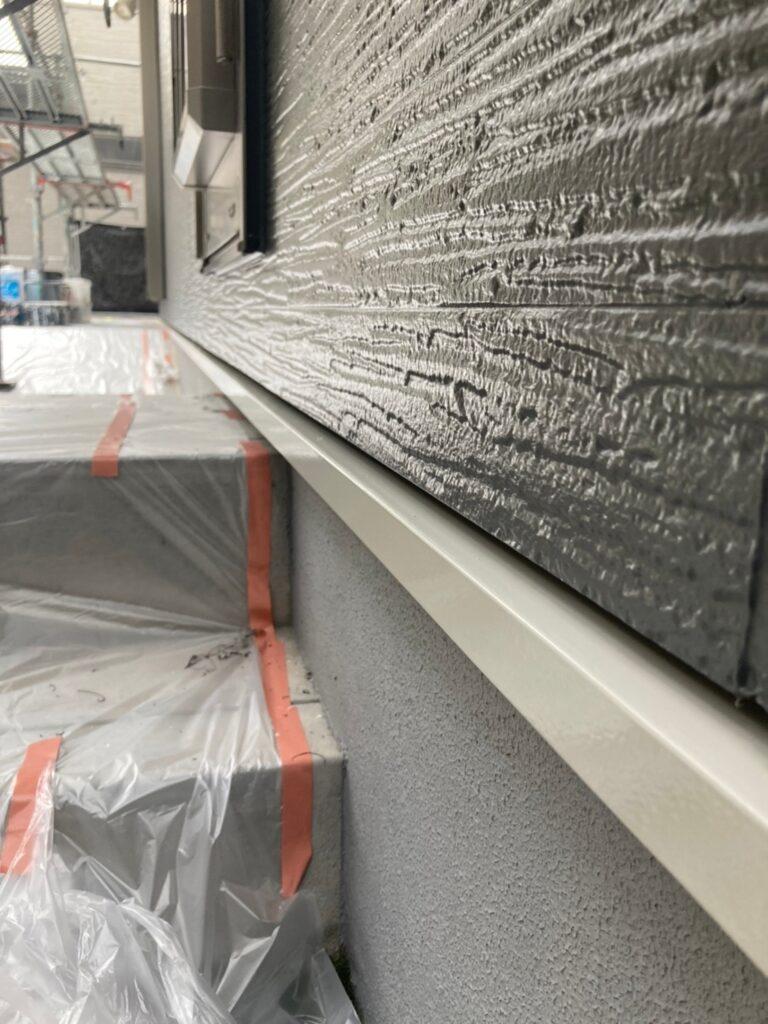 太宰府市 付帯塗装② 屋根縁切り 写真11