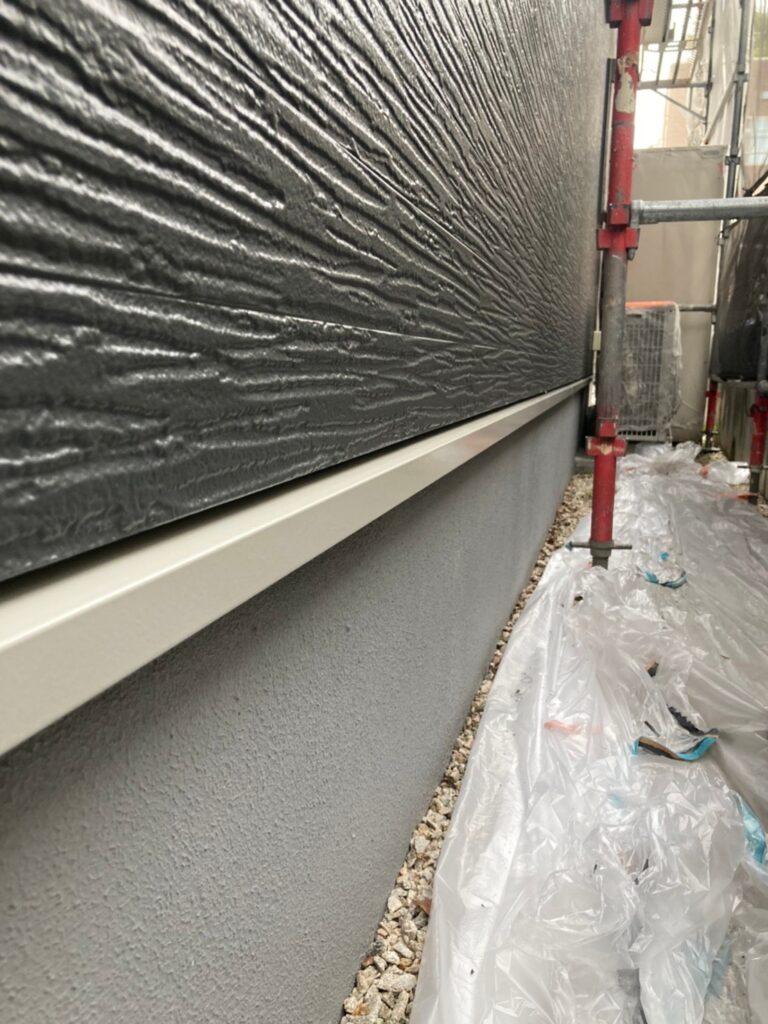 太宰府市 付帯塗装② 屋根縁切り 写真12