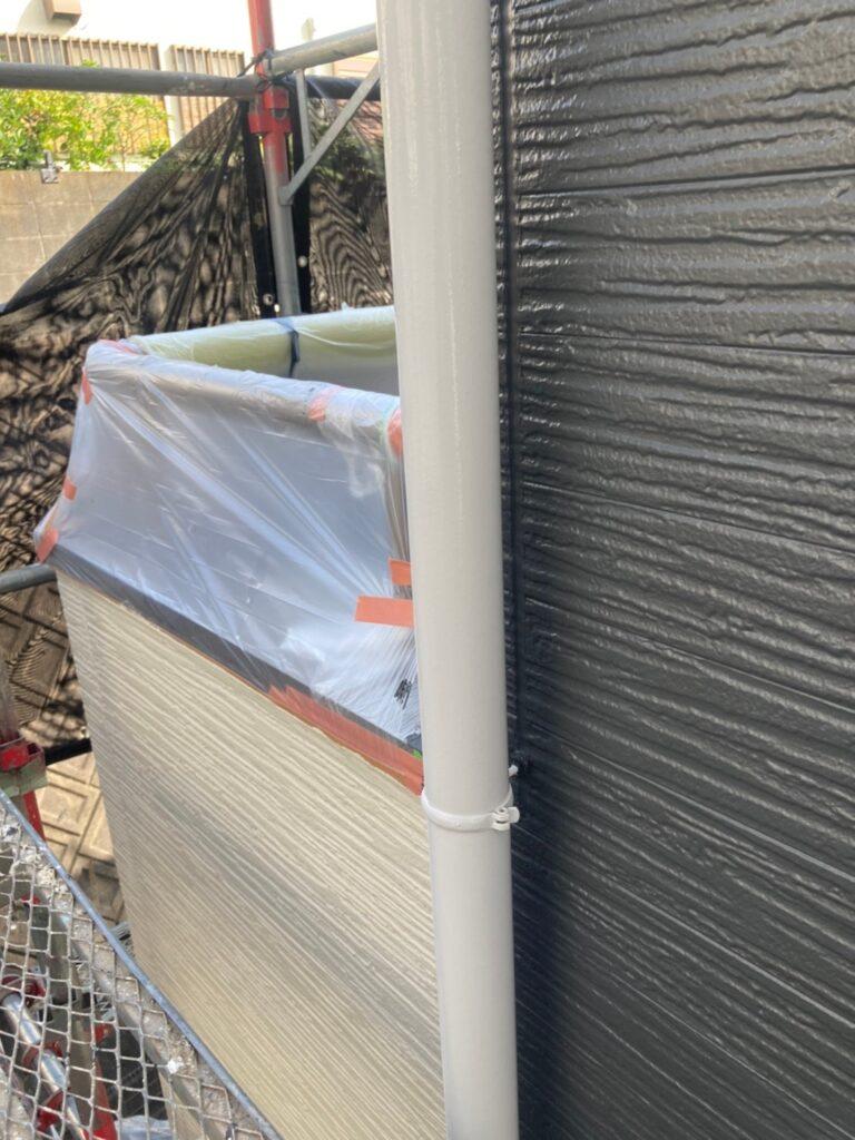 太宰府市 付帯塗装② 屋根縁切り 写真13