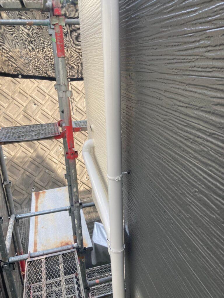 太宰府市 付帯塗装② 屋根縁切り 写真16