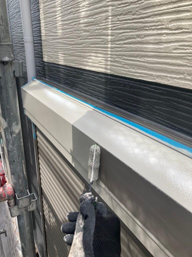 太宰府市 付帯塗装② 屋根縁切り 写真6