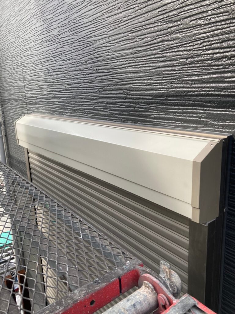 太宰府市 付帯塗装② 屋根縁切り 写真7