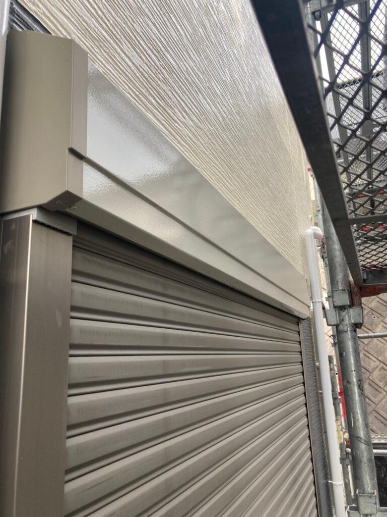 太宰府市 付帯塗装② 屋根縁切り 写真8