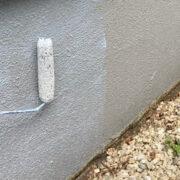 太宰府市 基礎巾木塗装(下塗り) など
