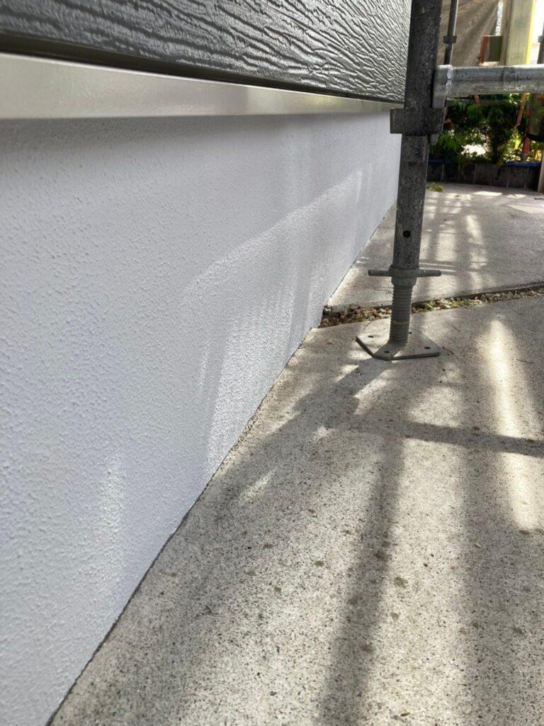 太宰府市 基礎巾木塗装(上塗り) など 写真6
