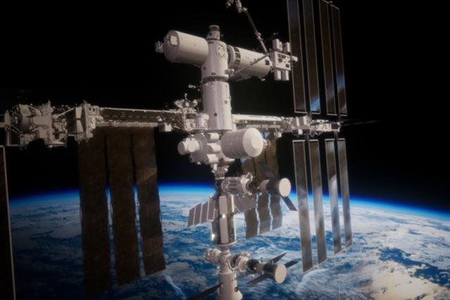 光触媒が導入されている有名施設:国際宇宙ステーション「きぼう」