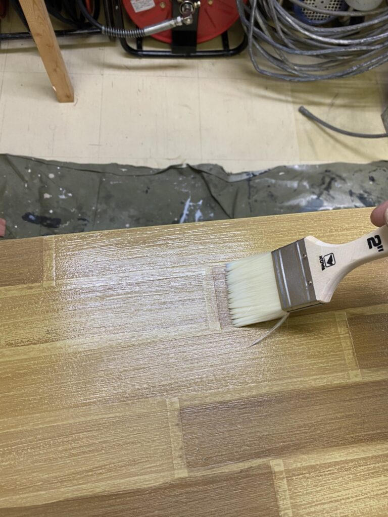 匠の技!木目調塗装 写真21