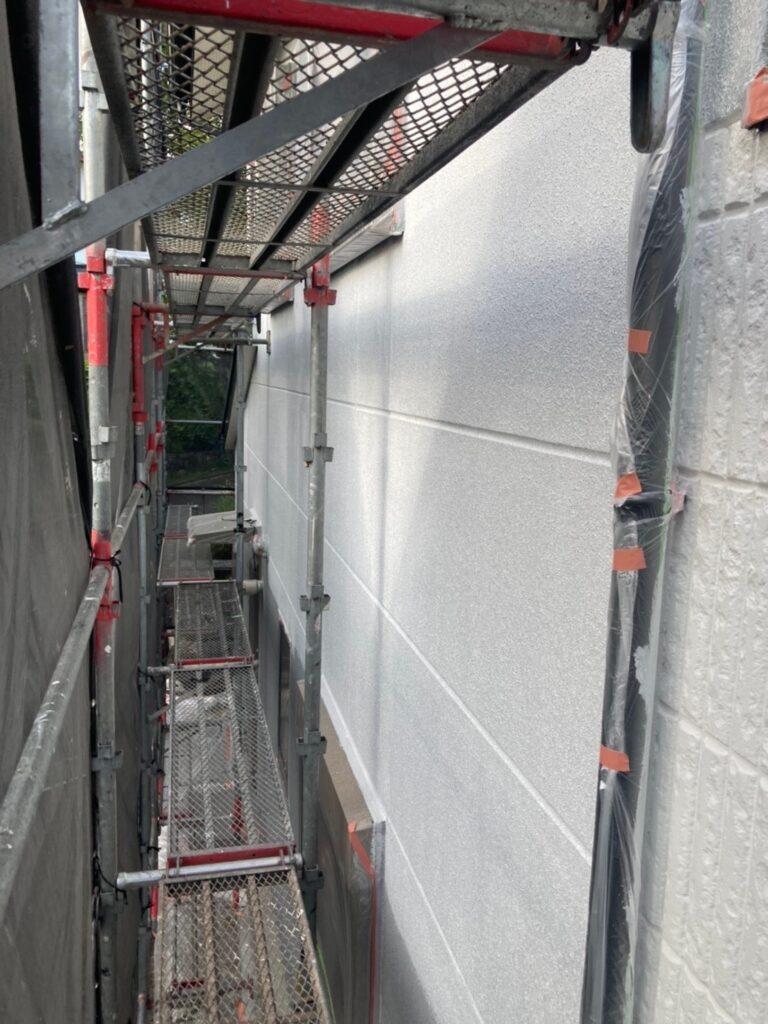 三養基郡 外壁塗装(下塗り) 写真10