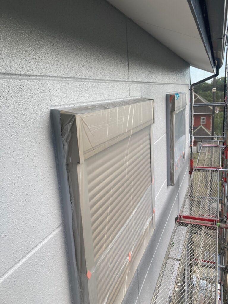三養基郡 外壁塗装(上塗り) 写真10