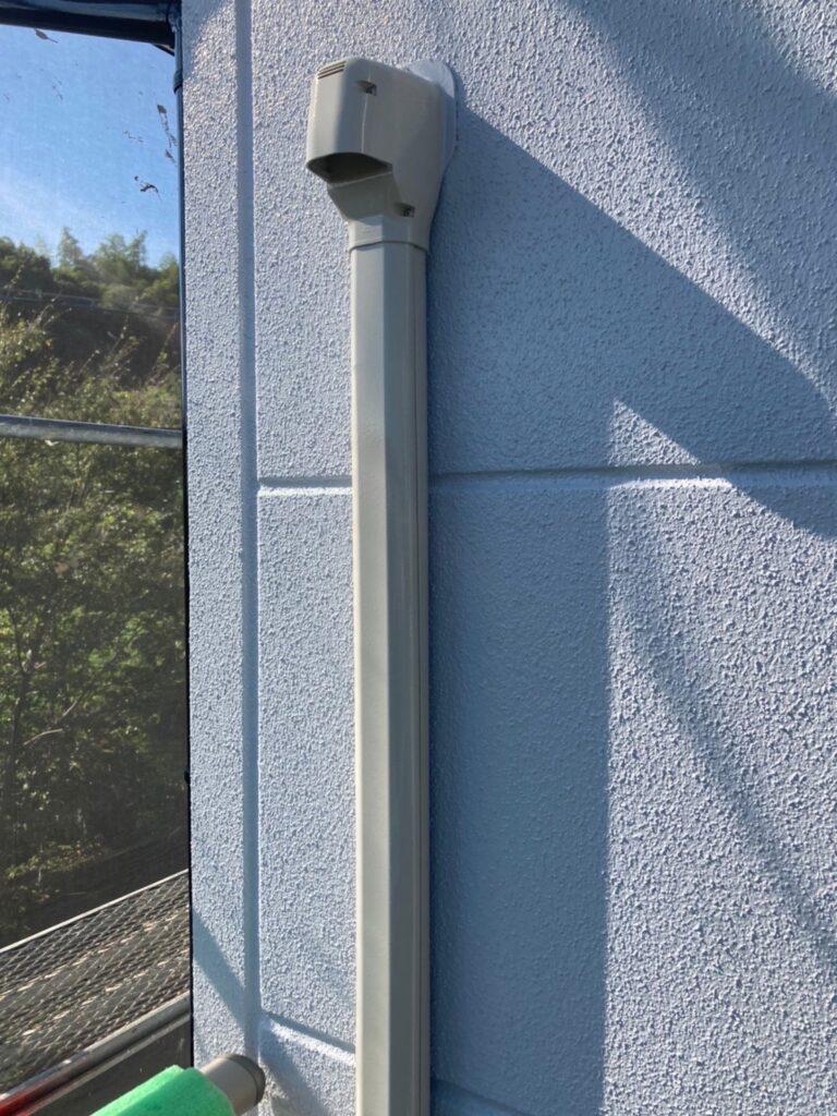 三養基郡 屋根塗装(縁切り・上塗り)など 写真14