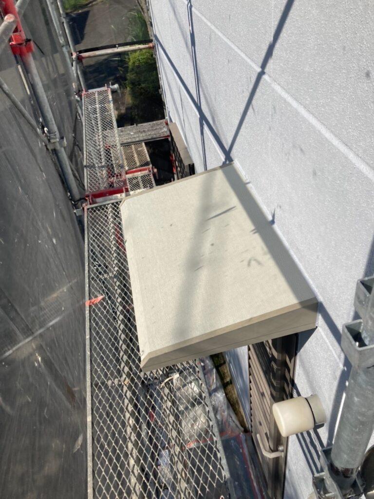 三養基郡 屋根塗装(縁切り・上塗り)など 写真16