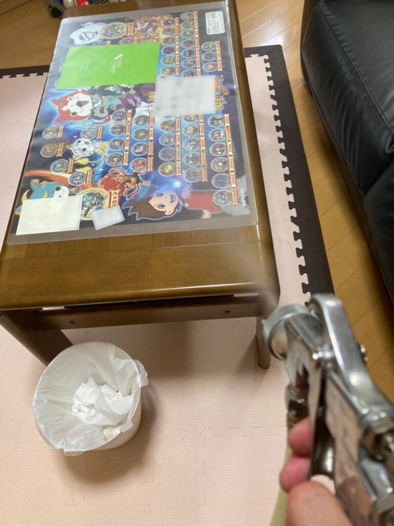 三養基郡 室内用光触媒コーティング 写真10