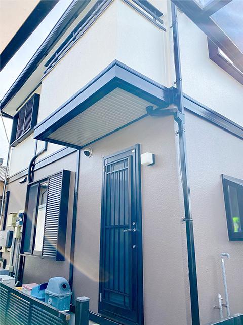 福岡県飯塚市 M様邸:フジヤマ建装施工事例