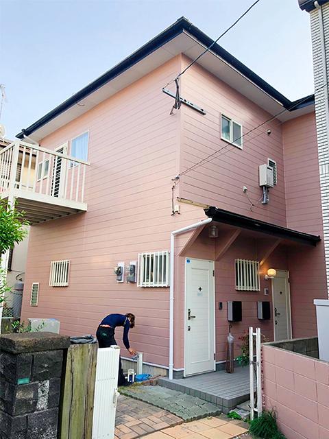 福岡県福岡市西区 Y様邸:フジヤマ建装施工事例