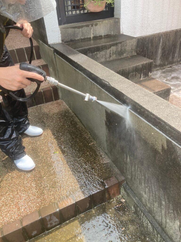 久留米市 高圧洗浄 写真14