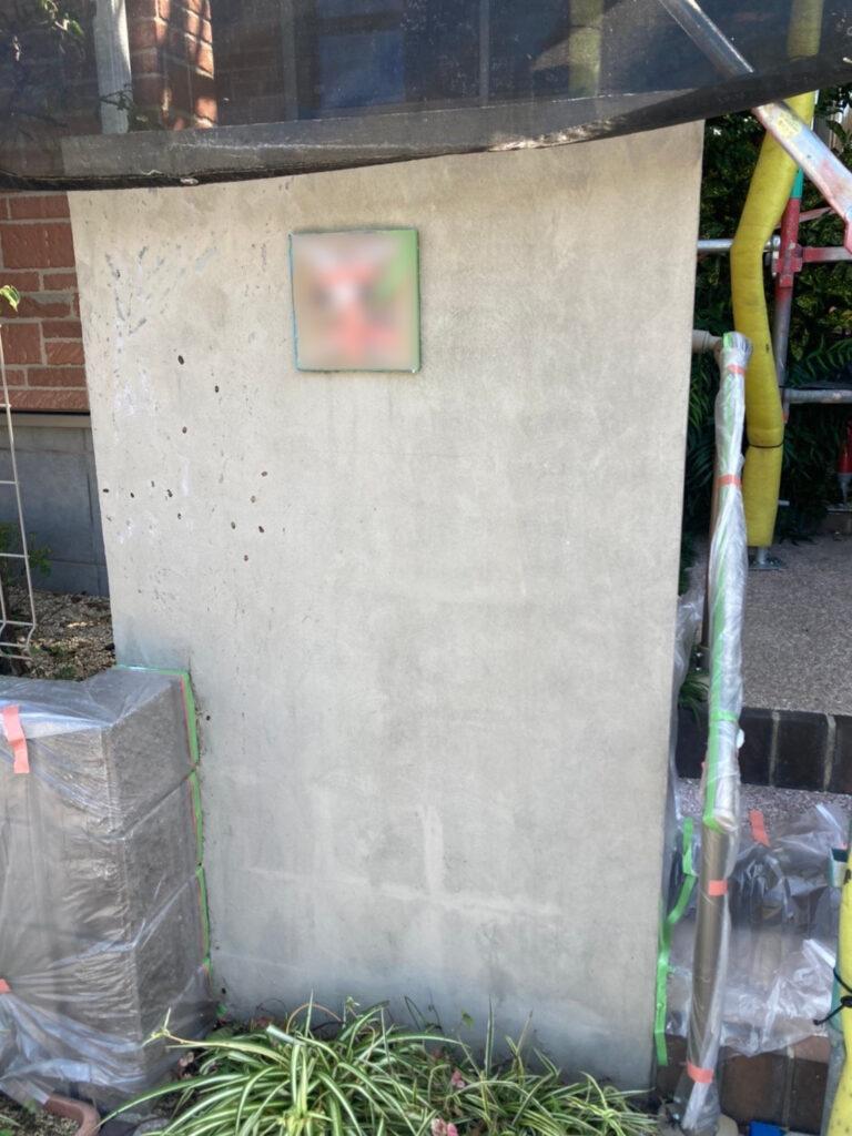 久留米市 各種塗装 ベランダ・基礎巾木・腰壁 写真11