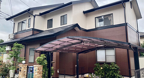 福岡県福岡市東区 T様邸:フジヤマ建装施工事例
