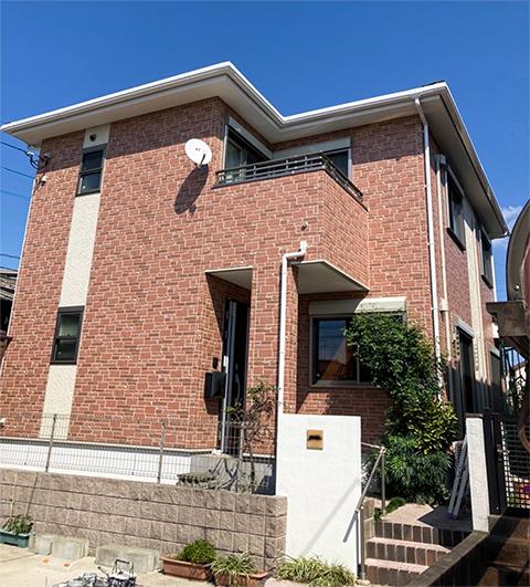 福岡県久留米市 Y様邸:フジヤマ建装施工事例