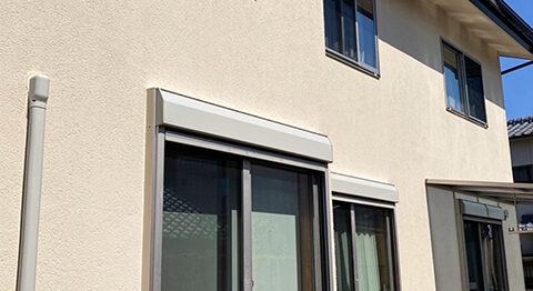 福岡県小郡市 G様邸:フジヤマ建装施工事例